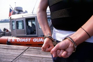 Boating While Intoxicated Arrest