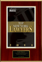 Top New York Lawyers 2011