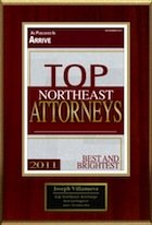 Top Northeast Attorneys, 2011