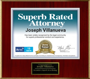 Villanueva Rated Superb