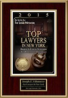 Top Lawyers in New York, 2015