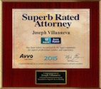 Super Rated Attorney, 2015
