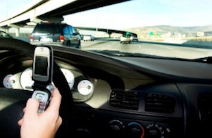 Penalties for Texting-While-Driving
