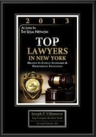 Top Lawyers in New York, 2013